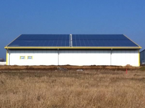 95,41 kWp in Friedberg
