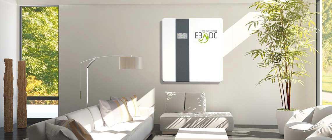 Solarenergie für Strom und für die Heizung