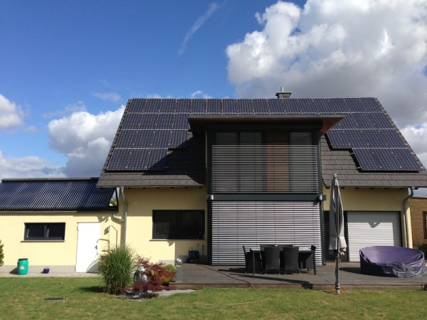 9,66 kWp PV Anlage in Friedberg